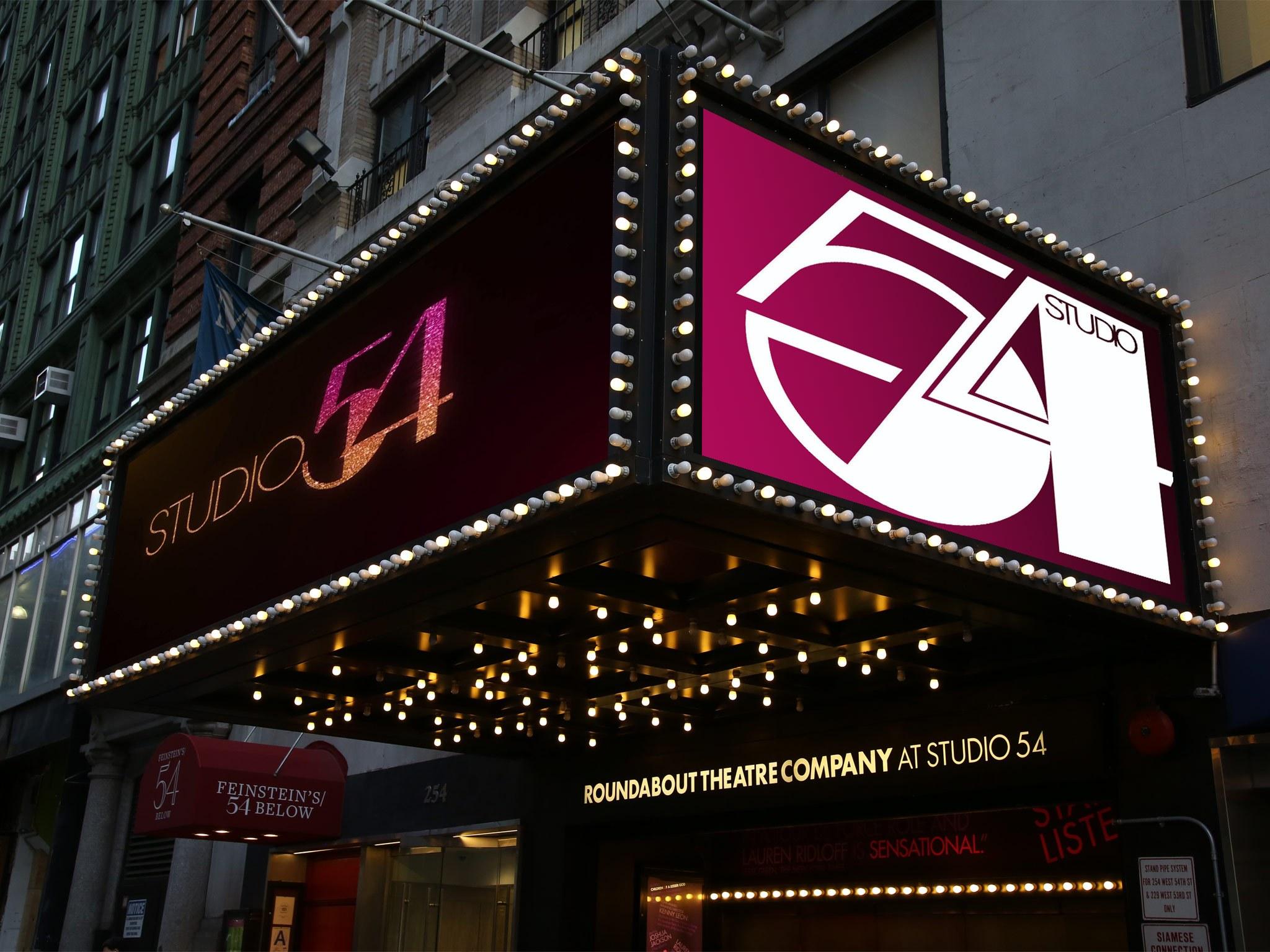 Studio 54 Theatre On Broadway In Nyc