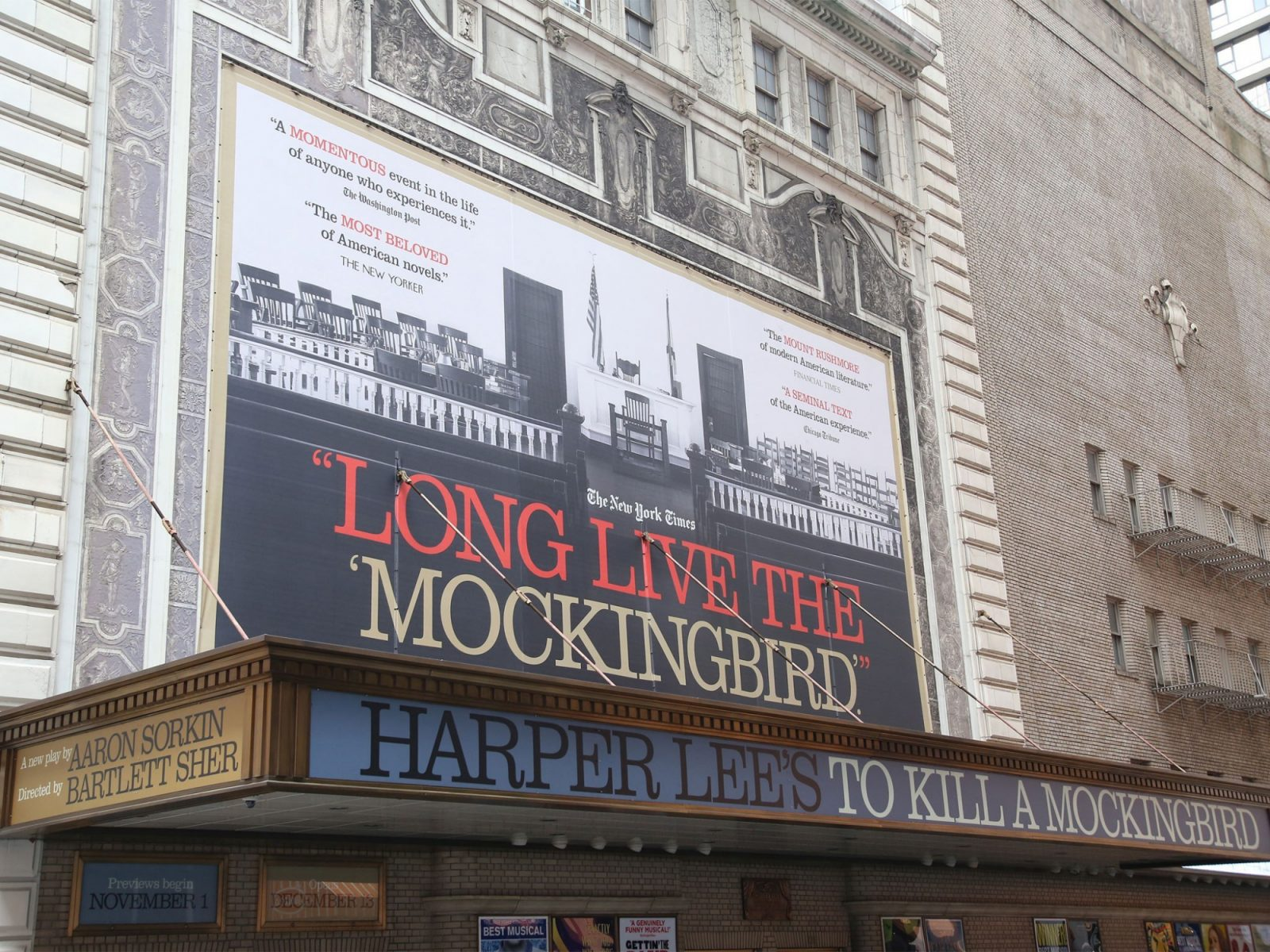 To Kill a Mockingbird Discount Broadway Tickets Including