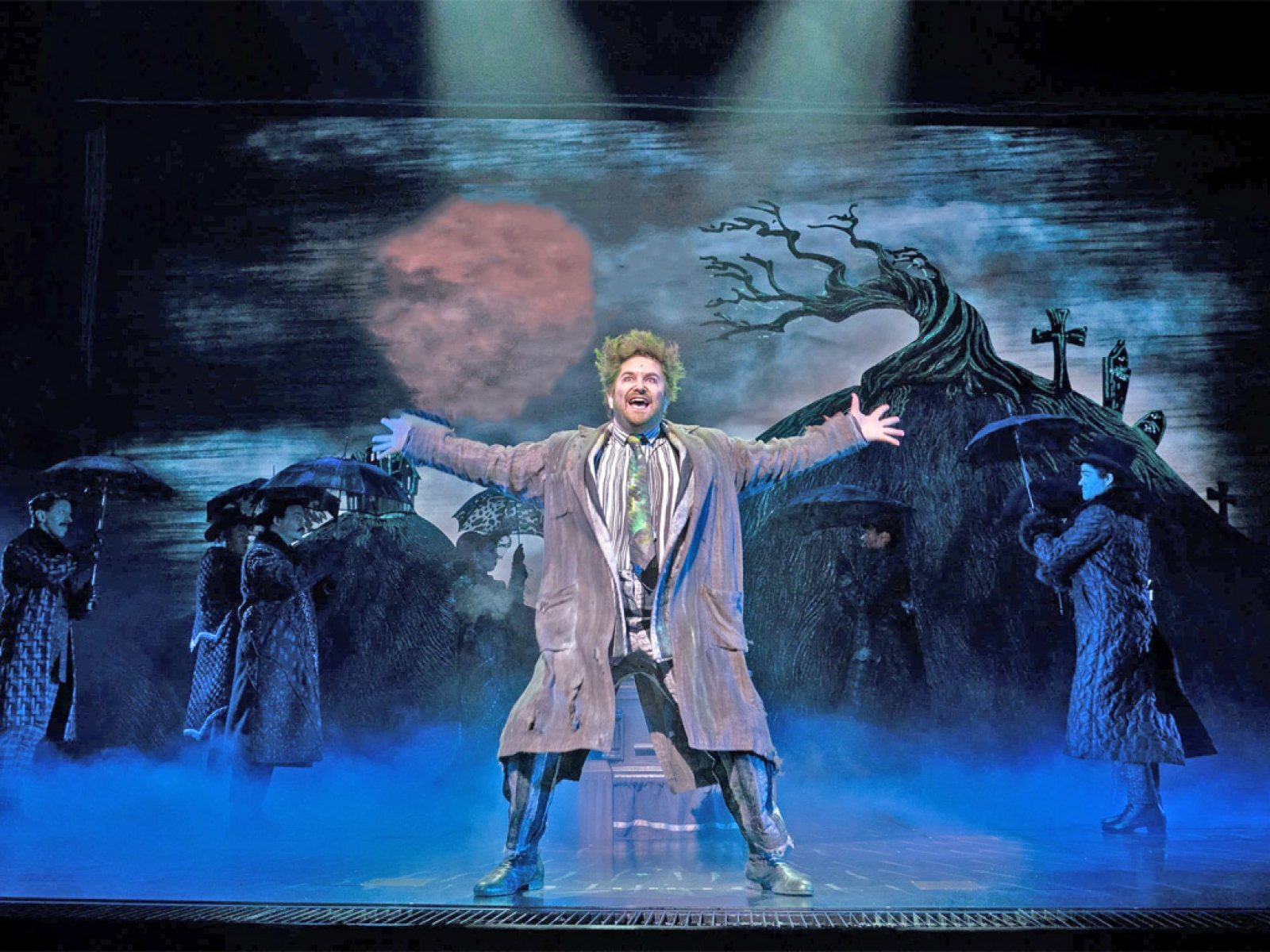 Beetlejuice Discount Broadway Tickets Including Discount Code And Ticket Lottery