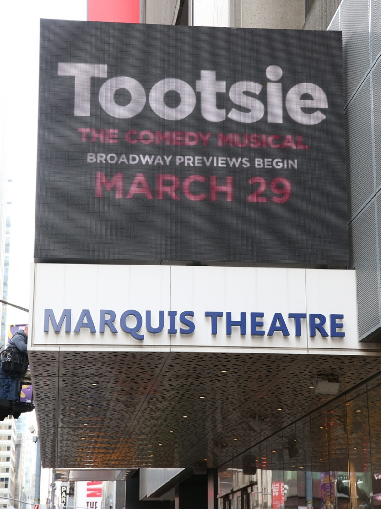 Tootsie Discount Broadway Tickets Including Discount Code
