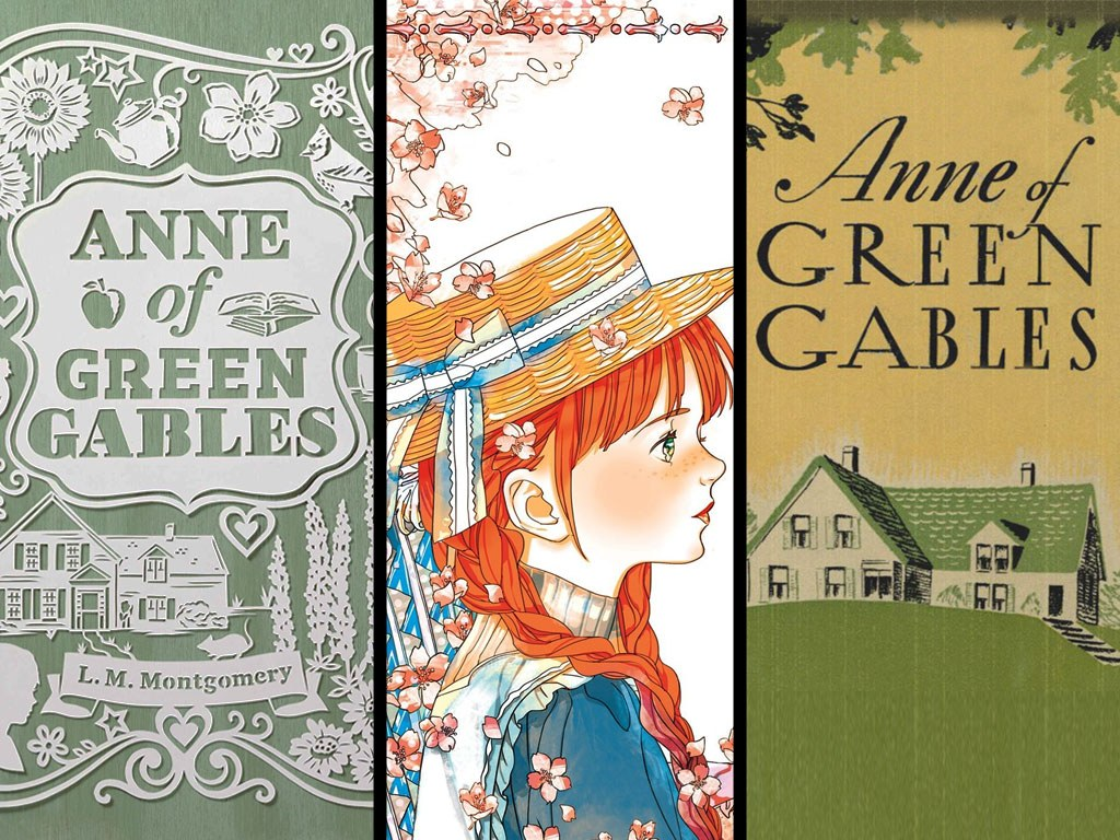 Anne Of Green Gables Background Copy Image