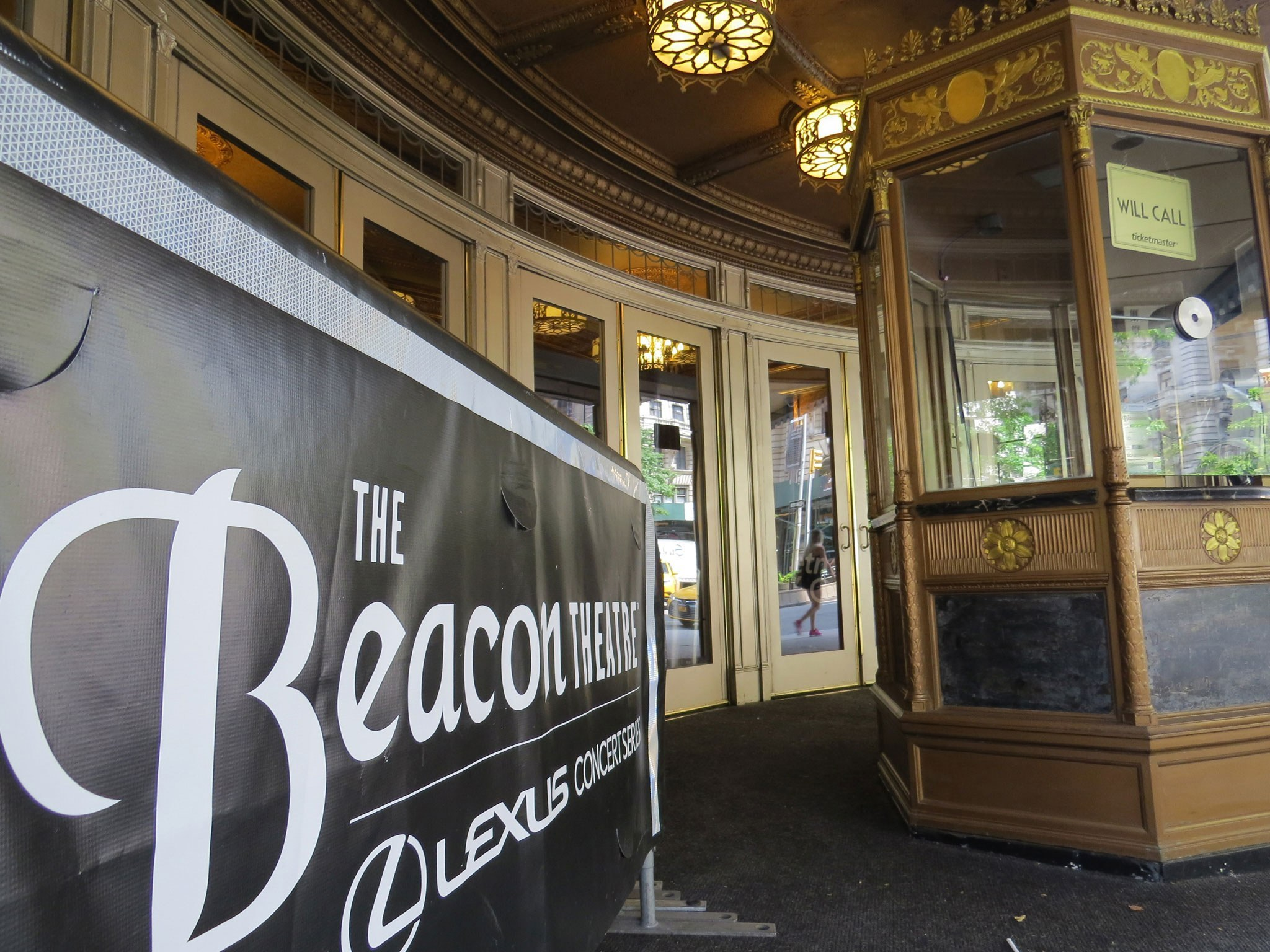 Beacon Theatre On Broadway In Nyc