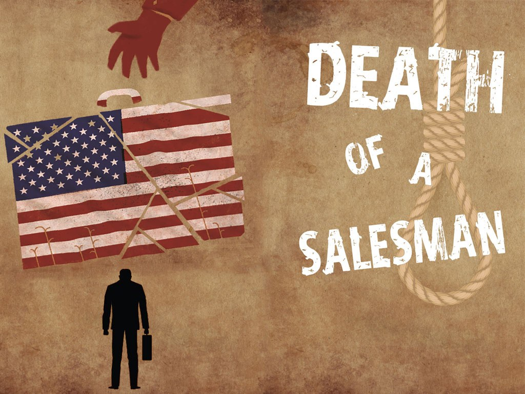 Death of a Salesman Background Inline