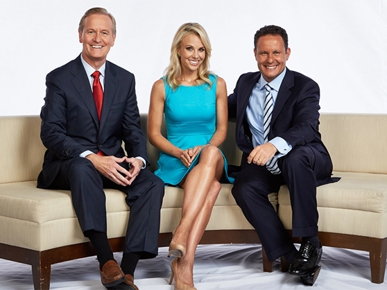 Hosts of Fox and Friends