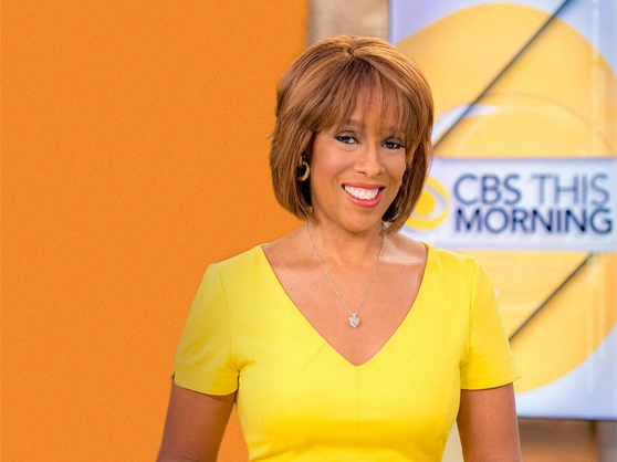 CBS This Morning co-host Gayle King