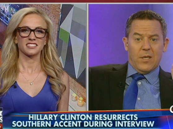 Kat Timpf frequently appears on The Greg Gutfeld Show