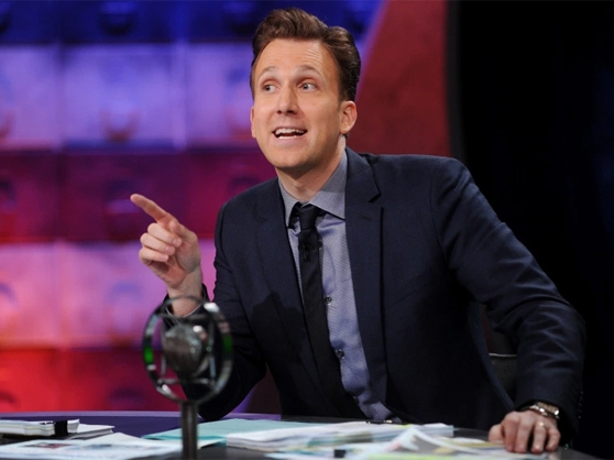 Jordan Klepper Hosting The Opposition