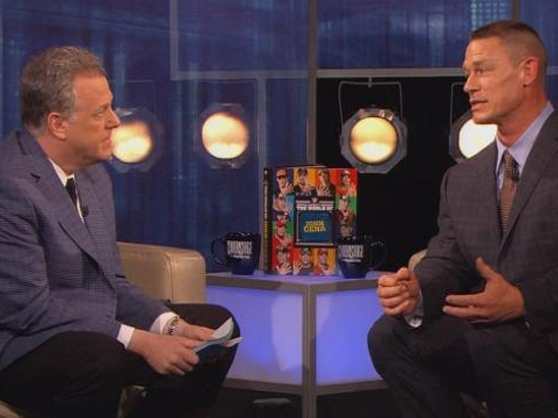 Michael Kay sits down with John Cena
