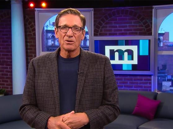Maury Povich hosts Maury since 1991