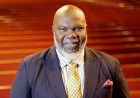 TD Jakes Free TV Show Tickets