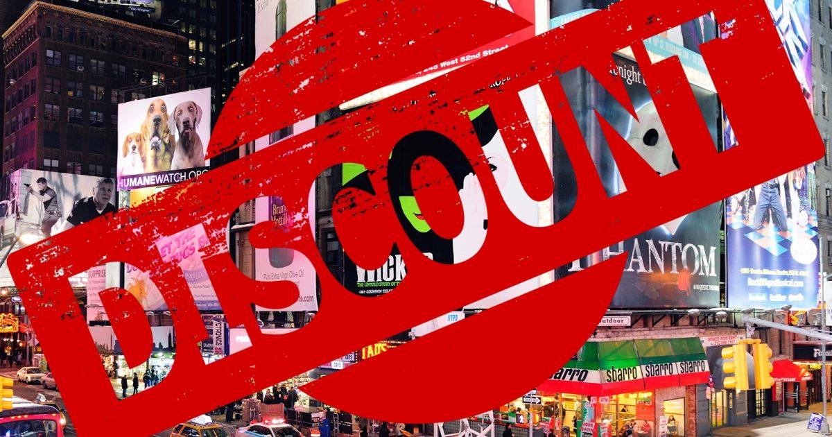 Broadway Ticket Discount Codes