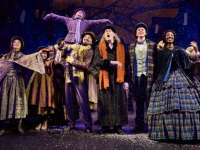A Christmas Carol on Broadway