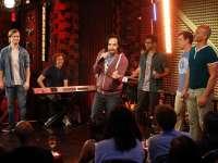 Lin-Manuel Miranda in Freestyle Rap Supreme on Broadway