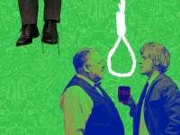 Hangmen Broadway Show