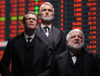 The Lehman Trilogy on Broadway