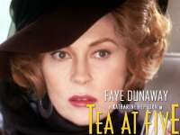 Tea at Five on Broadway starring Faye Dunaway