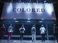 Thoughts of a colored man on Broadway