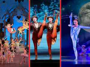 The 2019 Broadway Holiday Shows