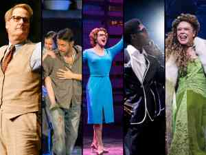2019 Tony Nominees