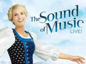 Carrie Underwood stars in live production of The Sound of Music on NBC