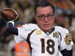 Super Bowl Stephen Colbert