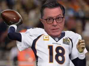 Super Bowl Stephen Colbert