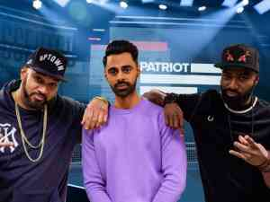 Desus and Mero With Hasan Minhaj