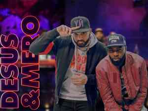 Desus and Mero on Showtime