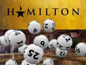 Hamilton Broadway Ticket Lottery