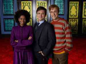 The New Harry Potter Cast on Broadway
