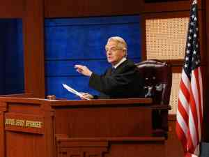 Jerry Springer returns to TV as Judge Jerry