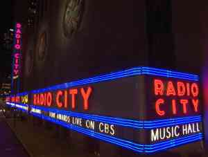 Tony Awards Live at Radio City Music Hall