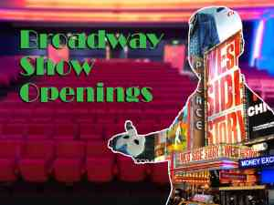 Broadway Shows Opening During the Fall 2019 Season