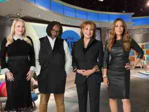 The Cast of The View