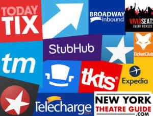 The Top Broadway Show Ticket Vendors