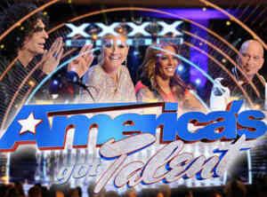 Hosts of Americas Got Talent