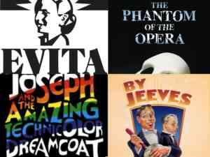 Andrew Lloyd Webber Broadway Musicals
