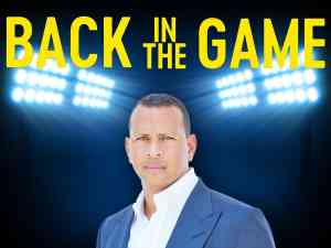 "Alex Rodriguez hosts ""Back in the Game"" CNBC"