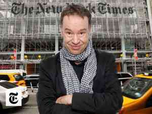 Ben Brantley at the NY Times Newspaper