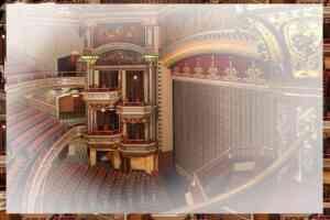 Box seats on Broadway