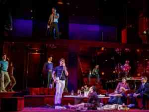 Boys In The Band on Broadway