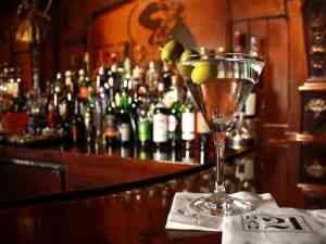 Bars on Broadway