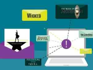 Broadway Online Sites