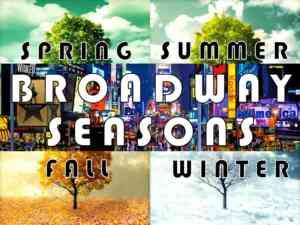 Broadway seasons