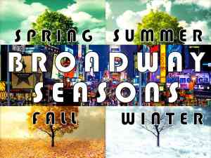 Broadway seasons