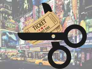 Broadway Tickets in Scissors