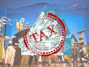 Broadway Ticket Tax