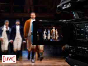 Live Streaming Broadway Show