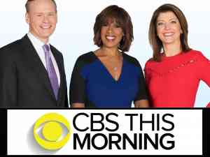 Hosts of CBS This Morning
