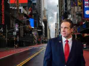 Andrew Cuomo NYC Closure